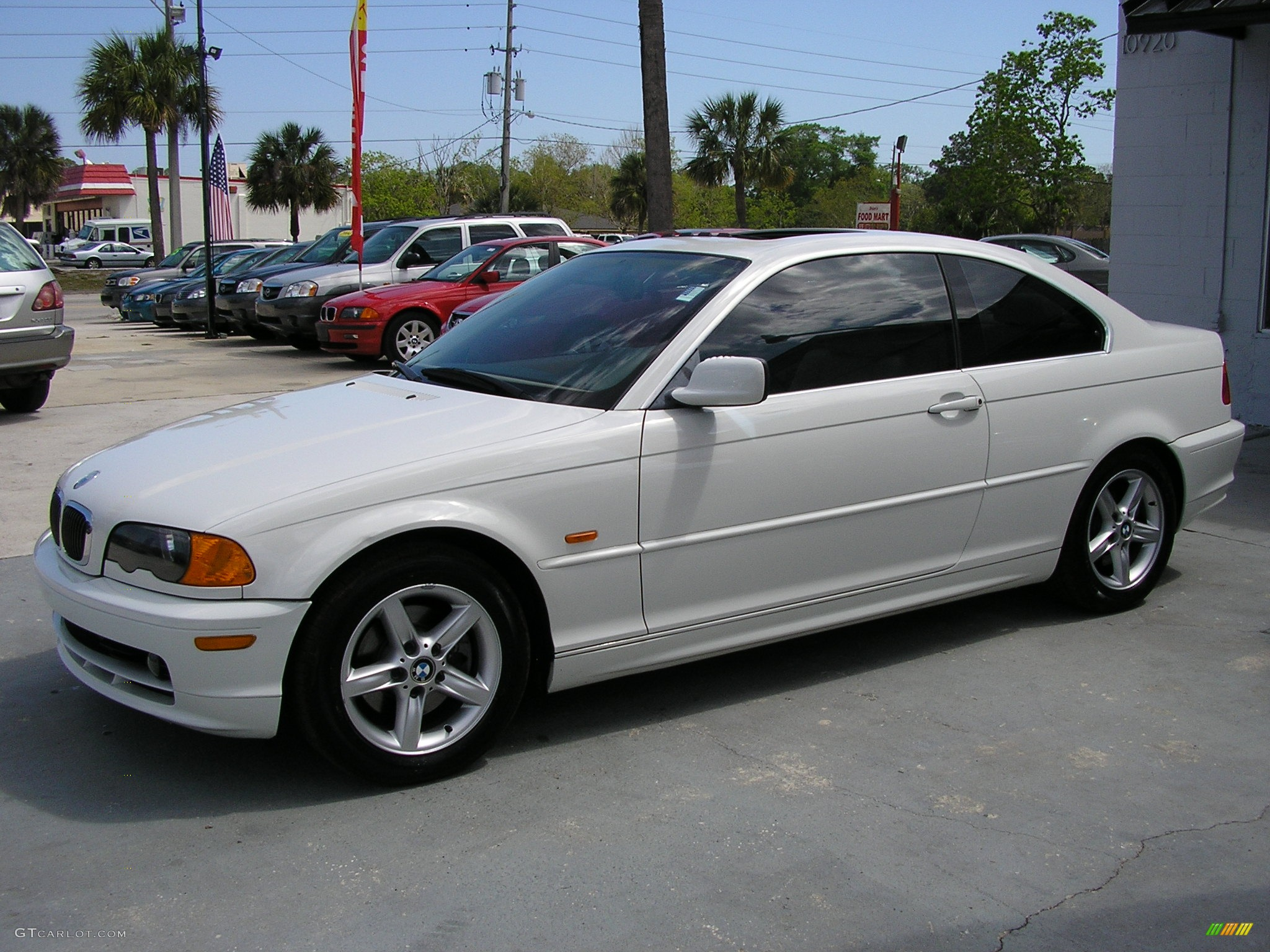 2001 alpine white bmw 3 series 325i coupe #165682 | gtcarlot