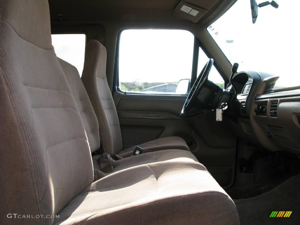 1995 ford f150 eddie bauer extended cab 4x4 front seat. Black Bedroom Furniture Sets. Home Design Ideas
