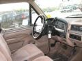 Beige Dashboard Photo for 1995 Ford F150 #16611400