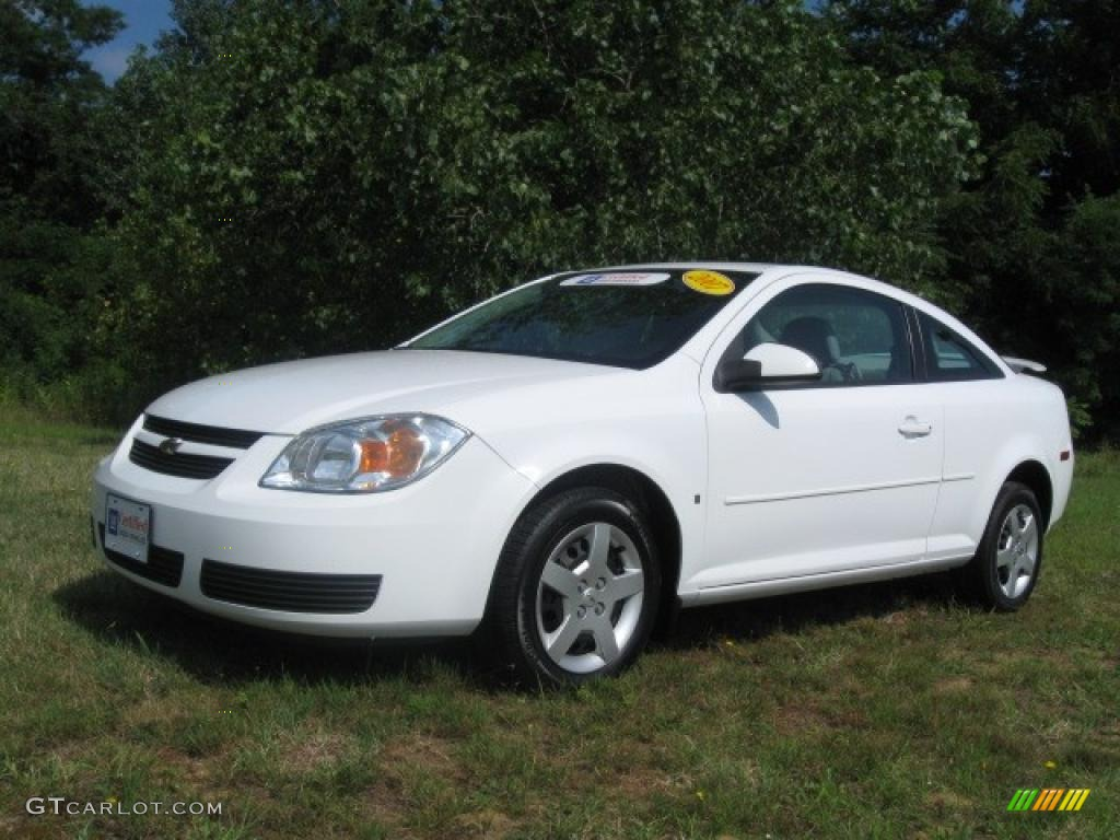 2007 summit white chevrolet cobalt lt coupe 16578964. Black Bedroom Furniture Sets. Home Design Ideas