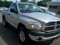 2006 Bright Silver Metallic Dodge Ram 1500 SLT TRX Regular Cab 4x4  photo #4