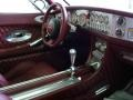 2009 C8 Laviolette SWB Ruby Red Interior