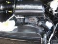2006 Brilliant Black Crystal Pearl Dodge Ram 1500 SLT Quad Cab 4x4  photo #37