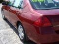 Moroccan Red Pearl - Accord SE Sedan Photo No. 7