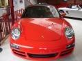 Guards Red 2007 Porsche 911 Gallery
