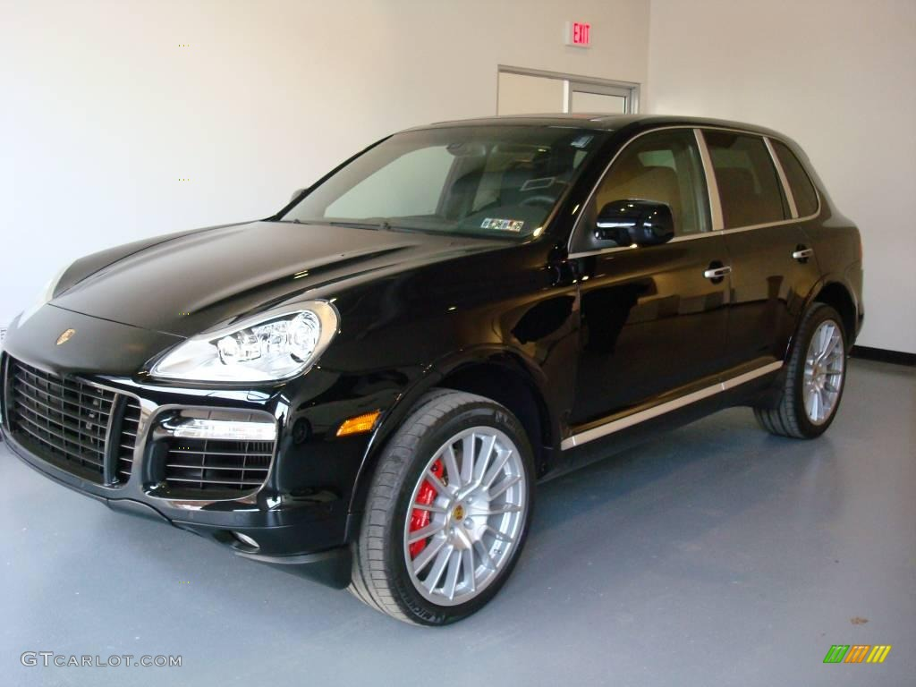 2009 black porsche cayenne turbo s 1661897 photo 5 car color galleries. Black Bedroom Furniture Sets. Home Design Ideas