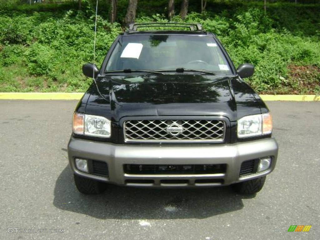 2000 super black nissan pathfinder se 4x4 16684421 gtcarlot com car color galleries gtcarlot com