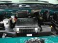 2002 Dark Forest Green Metallic Chevrolet Astro LS  photo #20