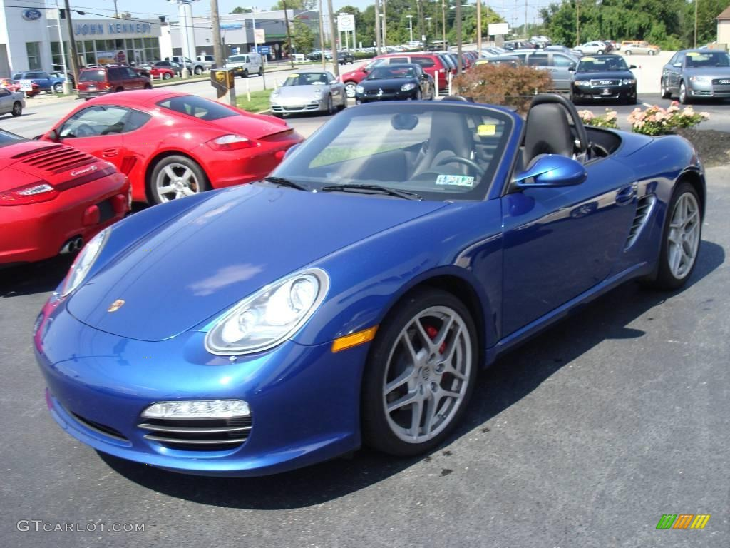 2009 aqua blue metallic porsche boxster s 16745546 car color galleries. Black Bedroom Furniture Sets. Home Design Ideas