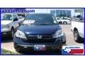 2008 Royal Blue Pearl Honda CR-V LX  photo #2