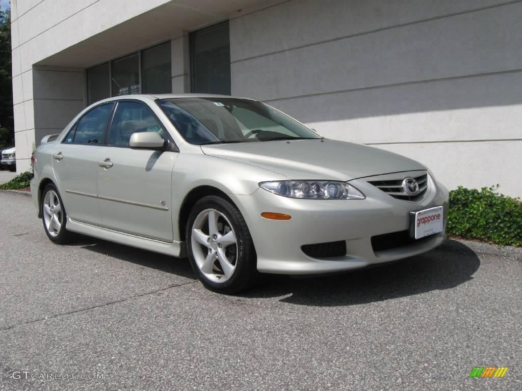 2005 mazda 6 sport sedan
