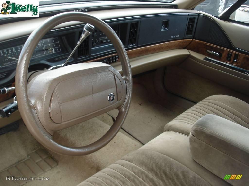 1993 light beige metallic buick lesabre custom sedan #16756855 photo