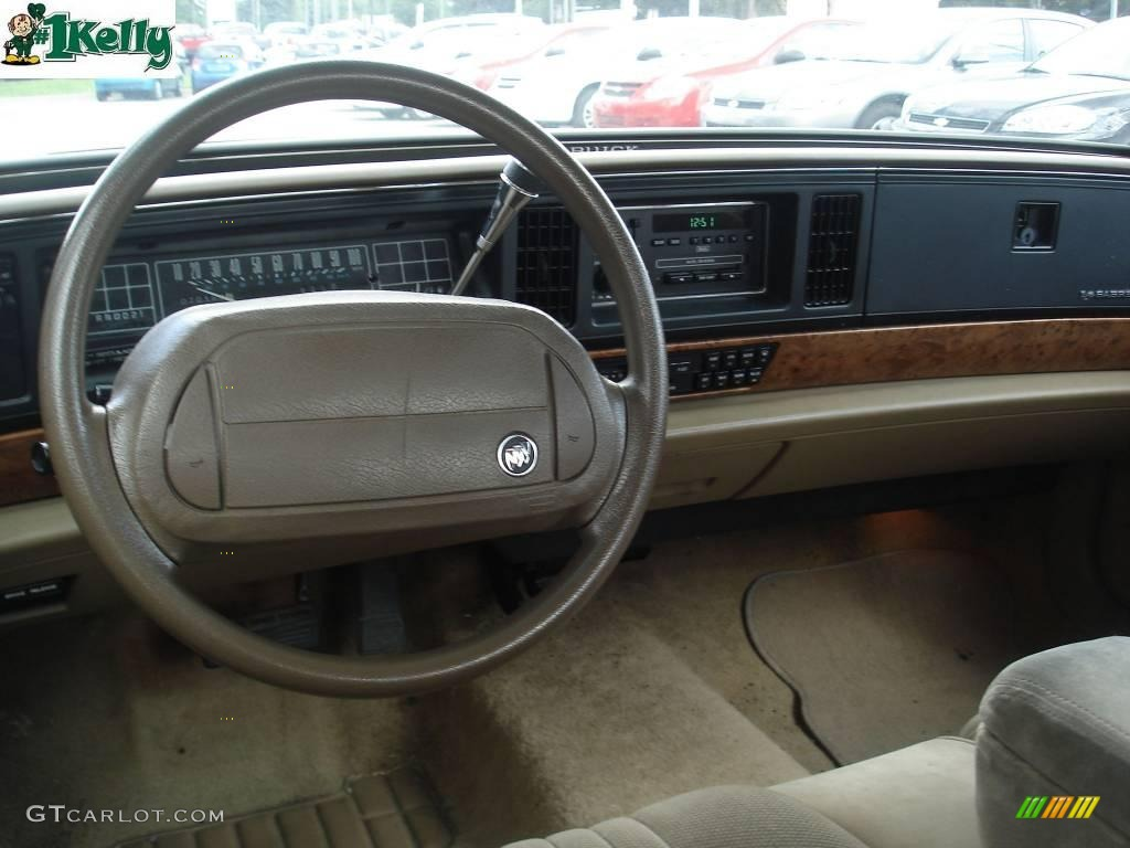 1993 light beige metallic buick lesabre custom sedan. Black Bedroom Furniture Sets. Home Design Ideas