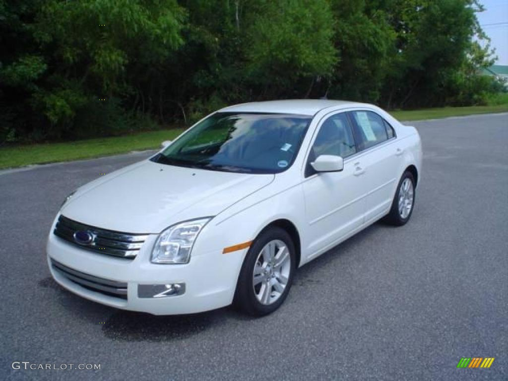 2009 White Suede Ford Fusion Sel V6 16763469 Gtcarlot