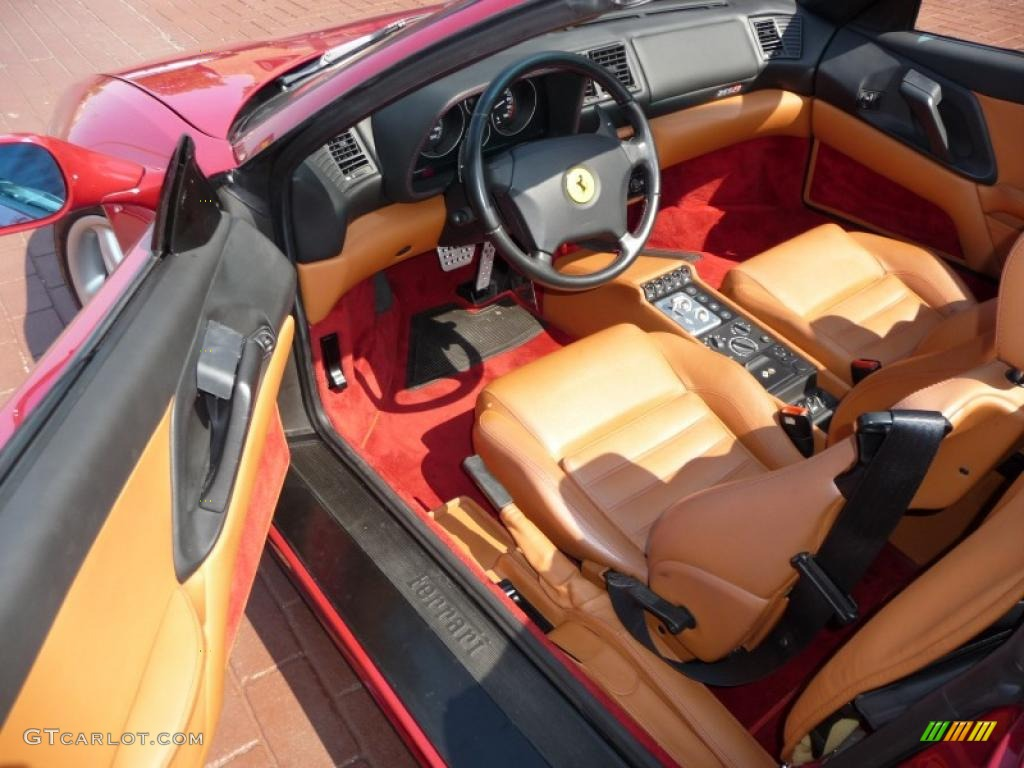1999 rosso barchetta ferrari 355 f1 spider 16855501 photo 16 car color galleries. Black Bedroom Furniture Sets. Home Design Ideas
