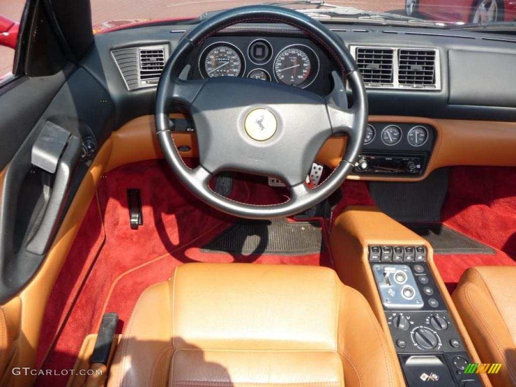 1999 rosso barchetta ferrari 355 f1 spider 16855501 photo 18 car color galleries. Black Bedroom Furniture Sets. Home Design Ideas