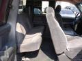 2000 Dark Carmine Red Metallic Chevrolet Silverado 1500 LS Extended Cab 4x4  photo #10
