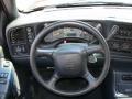 2000 Dark Carmine Red Metallic Chevrolet Silverado 1500 LS Extended Cab 4x4  photo #11