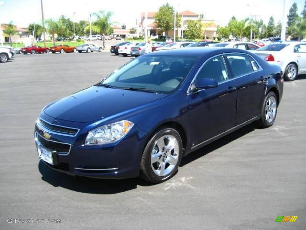 Chevrolet Malibu Paint Colors