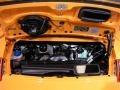 2008 Orange Porsche 911 GT3 RS  photo #17