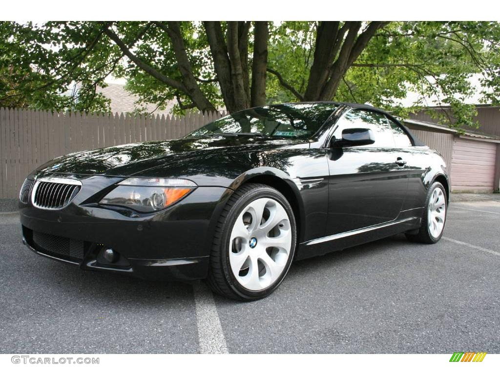 Bmw 6 Series 645i Convertible