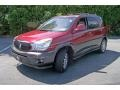 Cardinal Red Metallic 2005 Buick Rendezvous CXL AWD
