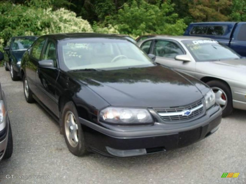 2002 black chevrolet impala ls 16902447. Cars Review. Best American Auto & Cars Review