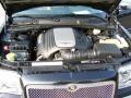 2005 Brilliant Black Crystal Pearl Chrysler 300 C HEMI  photo #15