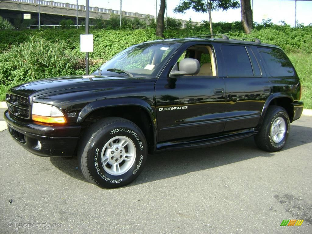 1999 black dodge durango slt 4x4 #16905854 | gtcarlot - car