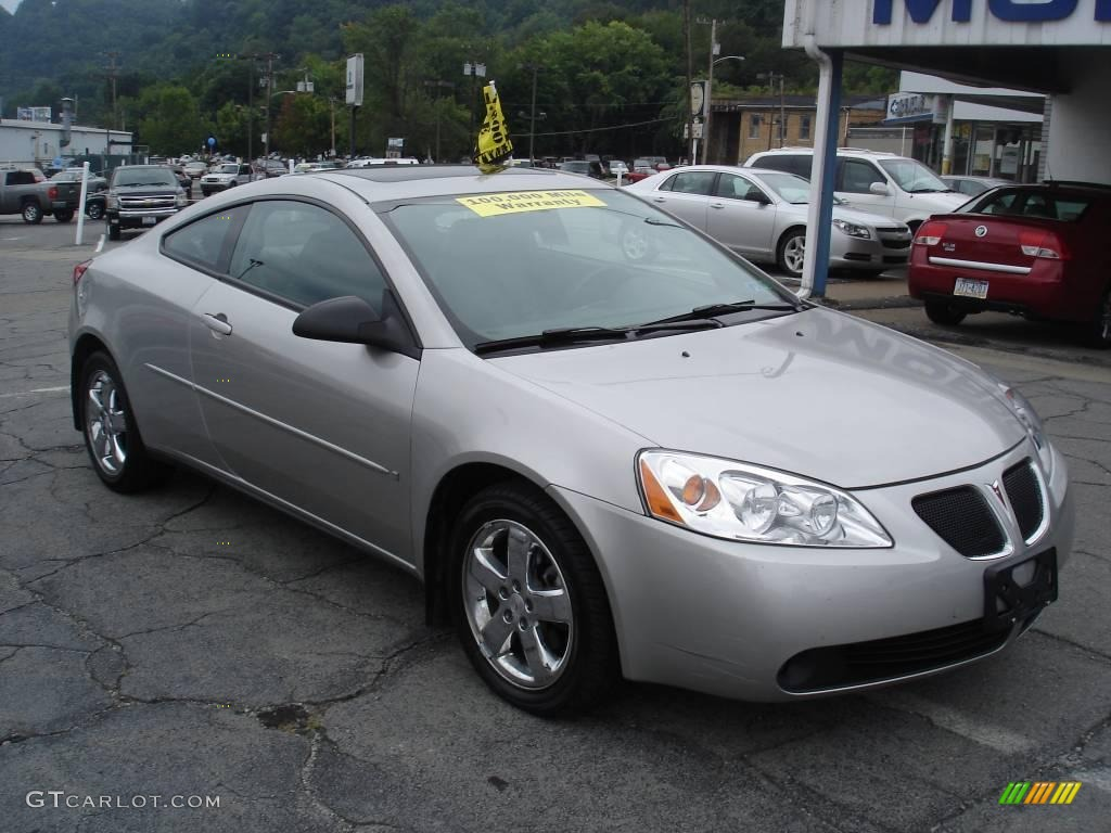 2006 liquid silver metallic pontiac g6 gt coupe 16899782. Black Bedroom Furniture Sets. Home Design Ideas