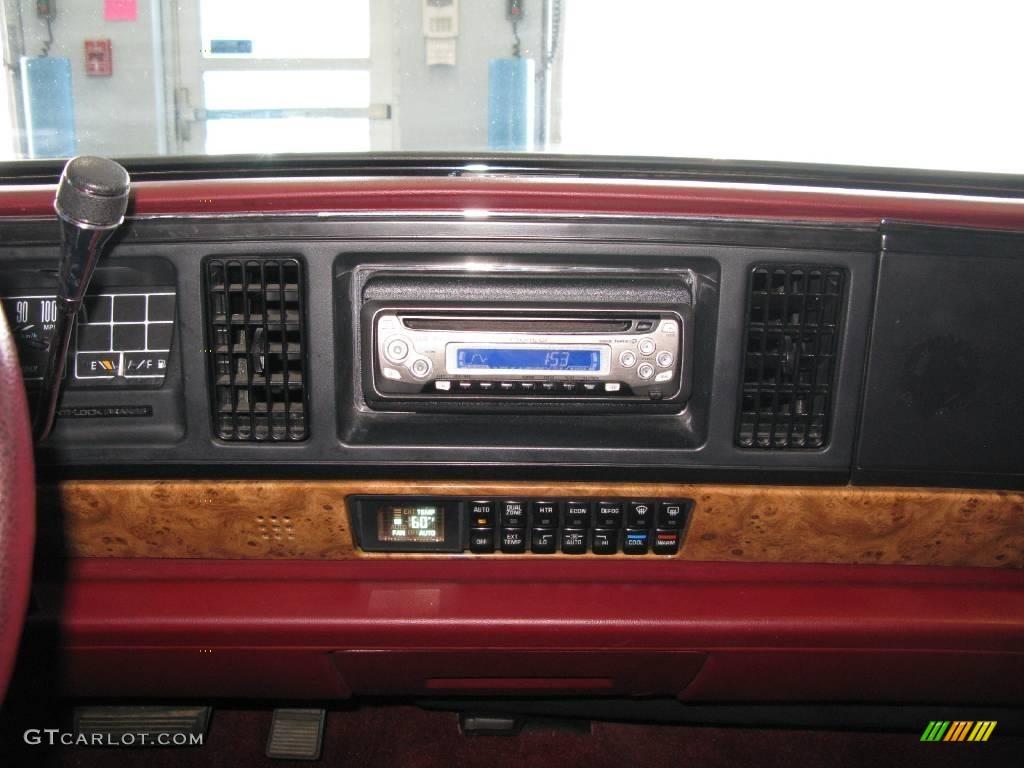 on 1992 Buick Lesabre Interior