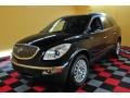 2009 Ming Blue Metallic Buick Enclave CXL AWD  photo #3