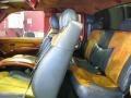 2001 Sunset Orange Metallic Chevrolet Silverado 1500 LS Extended Cab 4x4  photo #17