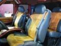 2001 Sunset Orange Metallic Chevrolet Silverado 1500 LS Extended Cab 4x4  photo #19