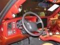 2001 Sunset Orange Metallic Chevrolet Silverado 1500 LS Extended Cab 4x4  photo #20