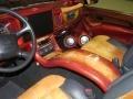 2001 Sunset Orange Metallic Chevrolet Silverado 1500 LS Extended Cab 4x4  photo #21