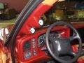 2001 Sunset Orange Metallic Chevrolet Silverado 1500 LS Extended Cab 4x4  photo #22