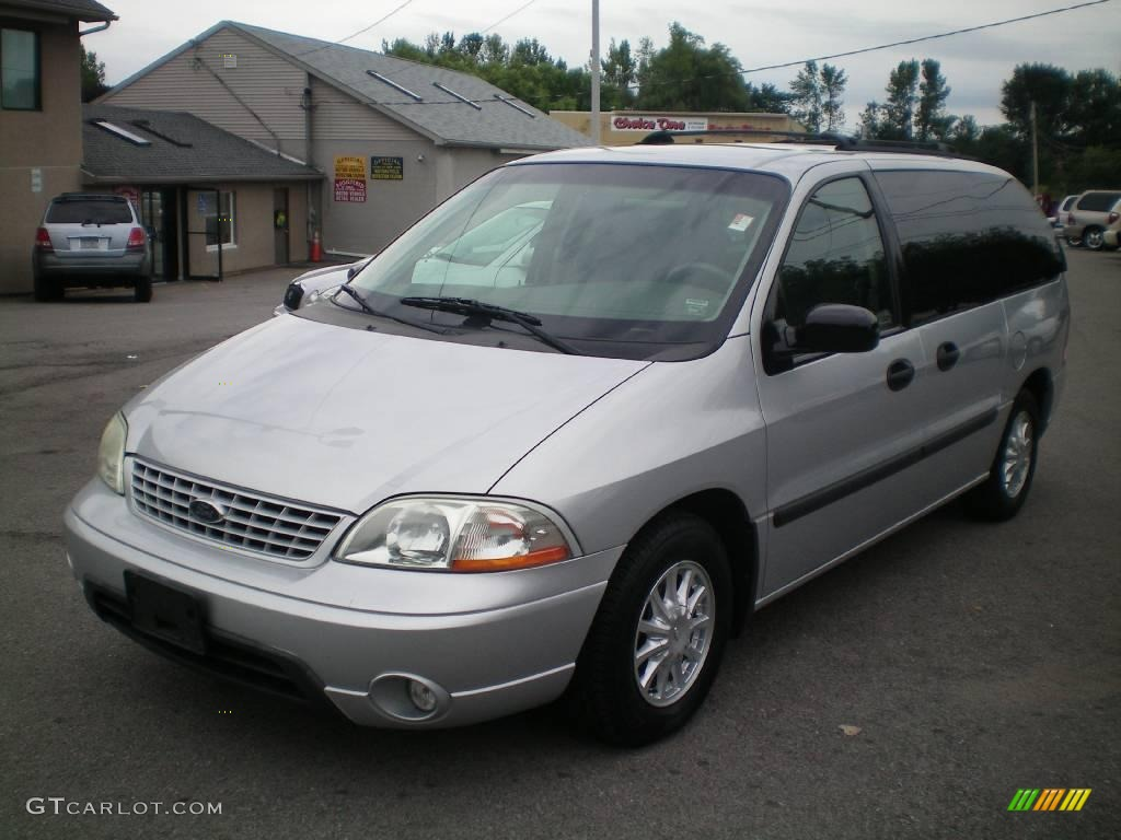 2002 silver frost metallic ford windstar lx 16988349 photo 6 car color galleries. Black Bedroom Furniture Sets. Home Design Ideas