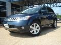 2007 Midnight Blue Pearl Nissan Murano SL AWD  photo #1