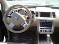 2007 Midnight Blue Pearl Nissan Murano SL AWD  photo #15