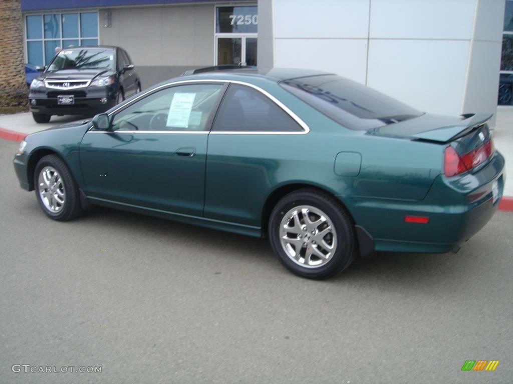 2002 honda accord v6 coupe bumper