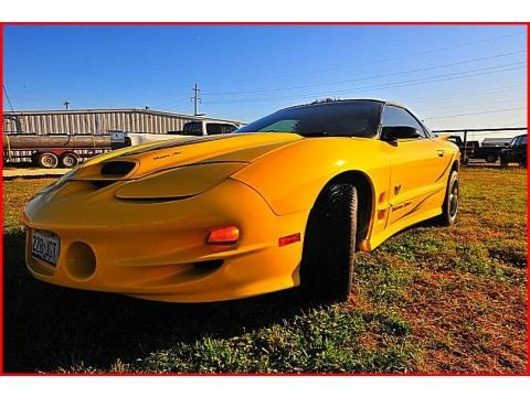 Pontiac Firebird Trans Am 2002. Pontiac Firebird Trans Am