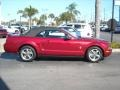 2006 Redfire Metallic Ford Mustang V6 Premium Convertible  photo #3
