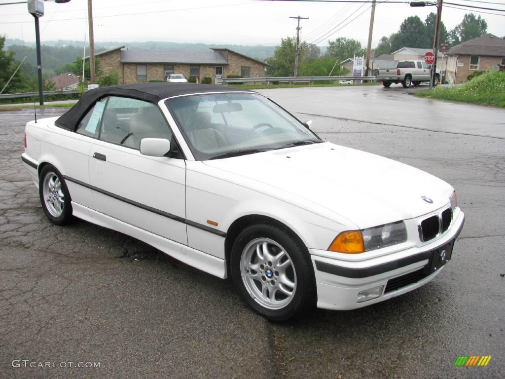 Alpine White BMW Series I Convertible Photo - 1997 bmw 328i convertible