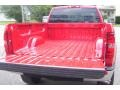 2009 Victory Red Chevrolet Silverado 1500 LS Extended Cab 4x4  photo #13