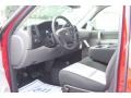 2009 Victory Red Chevrolet Silverado 1500 LS Extended Cab 4x4  photo #25