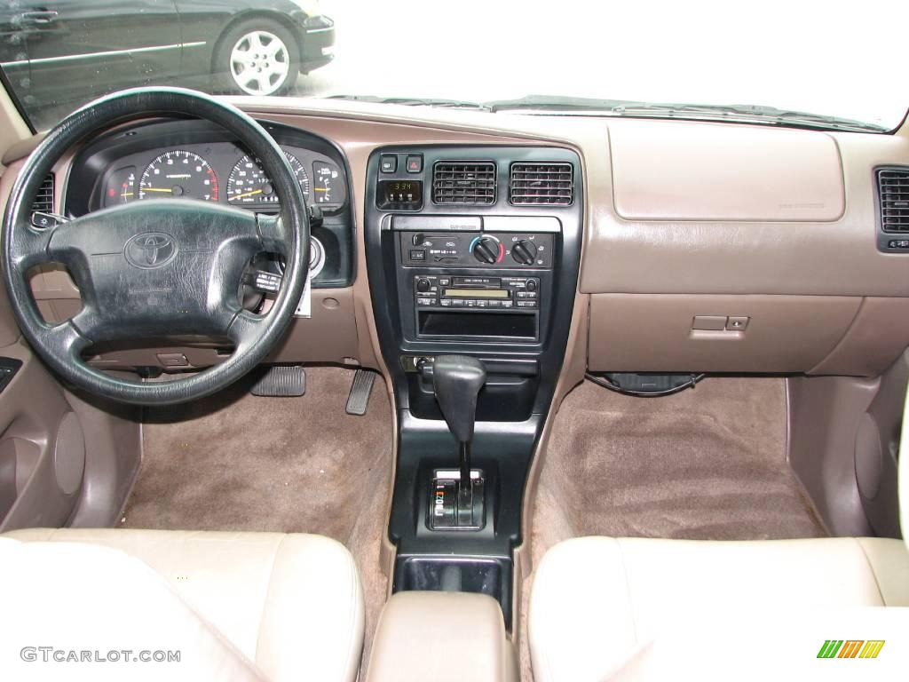 1998 White Toyota 4runner 1700546 Photo 12 Car Color Galleries