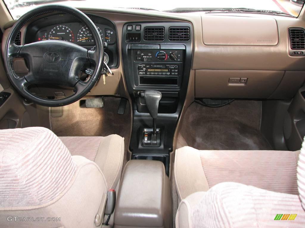 1998 White Toyota 4runner Sr5 1700547 Photo 12 Car Color Galleries