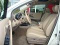 2007 Glacier Pearl White Nissan Murano SL AWD  photo #30