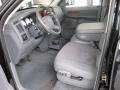 2006 Brilliant Black Crystal Pearl Dodge Ram 1500 SLT Quad Cab  photo #23